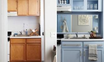 5 Чудесных перевоплощений кухни: до и после бюджетного ремонта