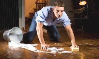 А вы знаете, чем мыть линолеум – чтобы блестел пол во всех комнатах?