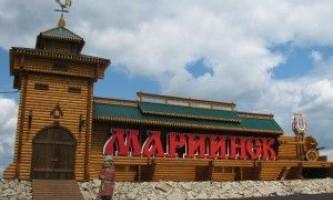 Администрация мариинска продает последнюю баню