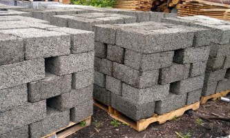 Арболитовые блоки своими руками — технология производства