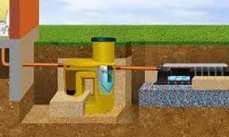 Автономная канализация в частном доме - устройство и прокладка