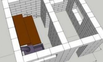 Баня из газосиликатных блоков своими руками: просто, практично и недорого