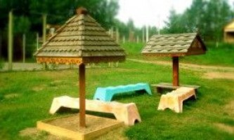 Баня вместо детской игровой площадки – в астане взялись за новый проект