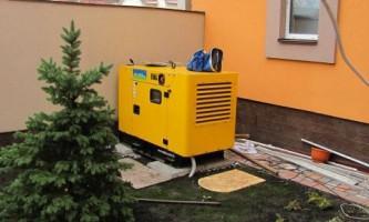 Бесперебойное энергоснабжение дома с помощью дизельгенератора