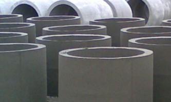 Бетонный колодец: конструкция