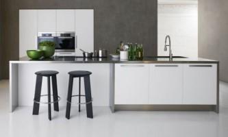 Чистые и элегантные кухни dada (фото)