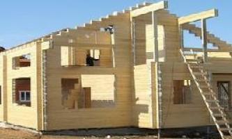 Что будет теплее: каркасный дом или из профилированного бруса
