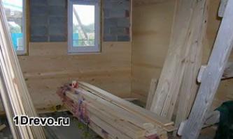 Деревянная лестница в своём доме: всё о самостоятельном строительстве