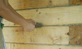 Деревянный дом из бруса: правила утепления