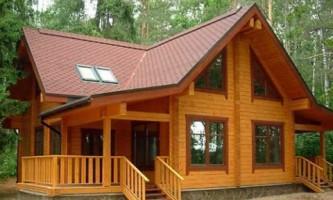 Деревянный дом: выбираем материал