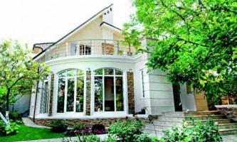 Фасадные краски: красота и защита