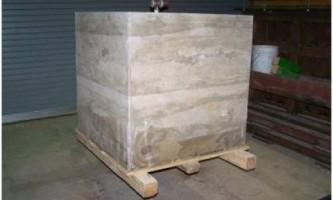Геополимерный бетон: преимущества