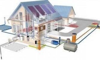 Геотермальное отопление дома: оборудование и принцип работы