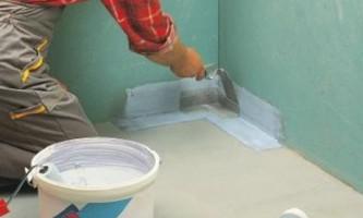 Гидроизоляция: как защитить ванную от влаги