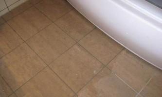 Гидроизоляция пола в ванной: возможные решения