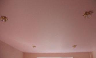 Глянцевые и матовые натяжные потолки — чему отдать предпочтение?