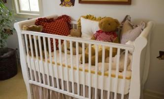 Хороший сон: выбираем кровать для ребенка