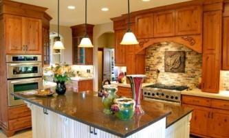 Идеи для кухни: цвет и отделка