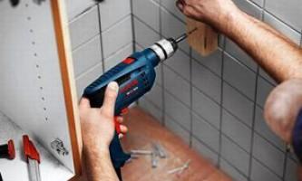 Инструкция как просверлить отверстие в плитке и не сломать ее