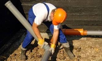 Как обустроить канализацию в доме?