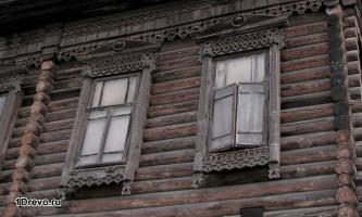 Как отремонтировать старый бревенчатый дом