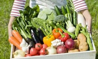 Как правильно хранить овощи и фрукты?