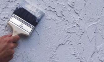 Как правильно наносить декоративную штукатурку на стены? Какие инструменты используем?