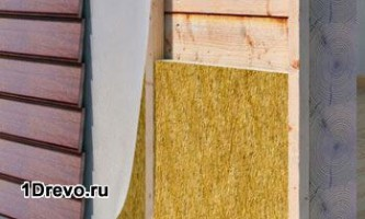 Как правильно утеплить бревенчатый дом изнутри
