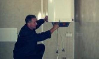 Как произвести ремонт накопительных водонагревателей
