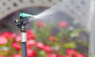 Как работает система капельного полива