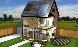 Как сделать дом энергоэффективным