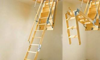 Как сделать люк-выход на чердак из дома