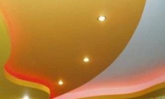 Как сделать потолки из гипсокартона — пошаговое руководство