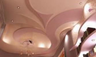 Как сделать потолок из гипсокартона своими руками — пошаговая инструкция и советы мастеров