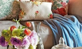 Как украсить каждую комнату к весне