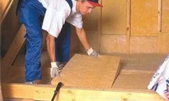 Как утеплить пол в деревянном доме: дельные советы