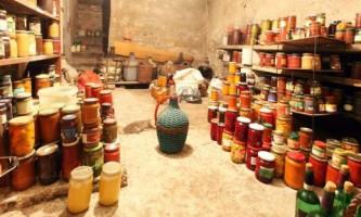 Правильный погреб: микроклимат помещений для хранения овощей