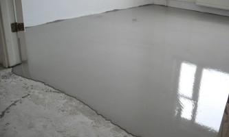 Как выровнять бетонный пол — практические рекомендации