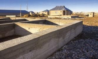 Как заложить фундамент при высоком уровне грунтовых вод