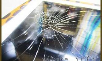 Как заменить сенсорное стекло (тачскрин)планшета своими руками
