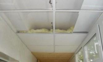 Какой материал выбрать в качестве утеплителя потолка?
