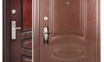 Какова стоимость входных дверей?