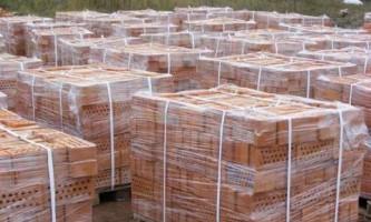 Кирпич: транспортировка и хранение