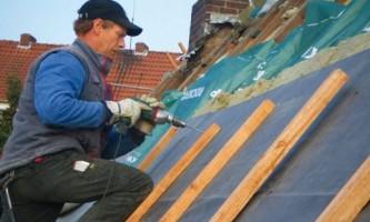 Крыша: особенности монтажа