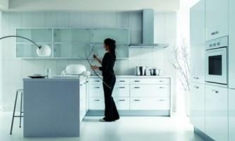 Кухня из мдф: красиво и надежно (фото)