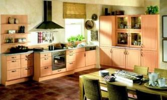Кухонная мебель должна быть качественной