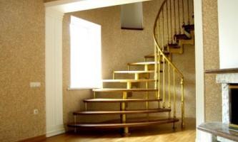 Лестница: винтовая или маршевая?