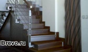 Лестницы на мансардный этаж - какие бывают варианты