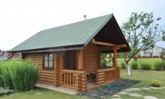 Лучшие материалы для строительства гостевого дома