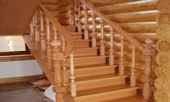 Мансардные лестницы своими руками в деревянном доме